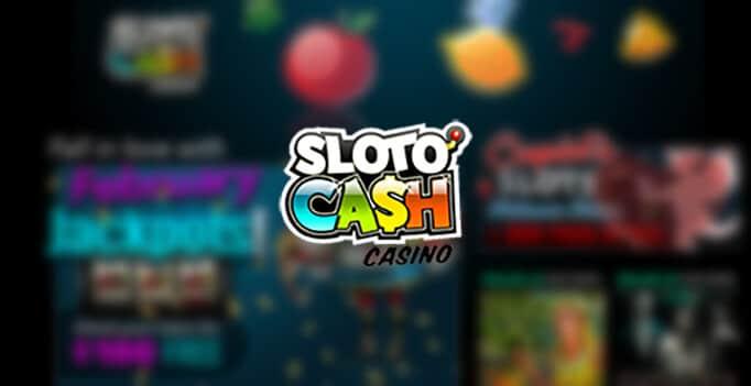 Slotocash casino welcome