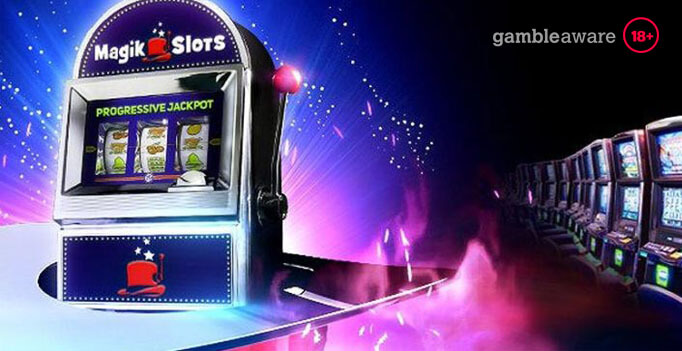 magik slots casino welcome bonus
