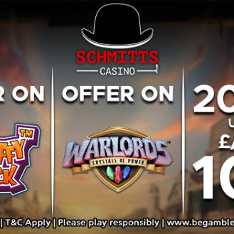 Schmitts Casino 10 free spins