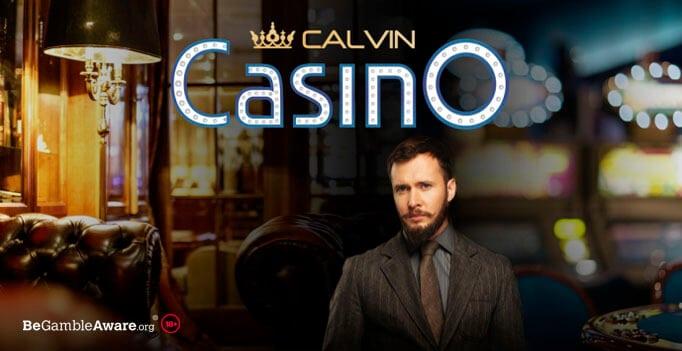 Calvin Casino 25 Free Spins No Deposit