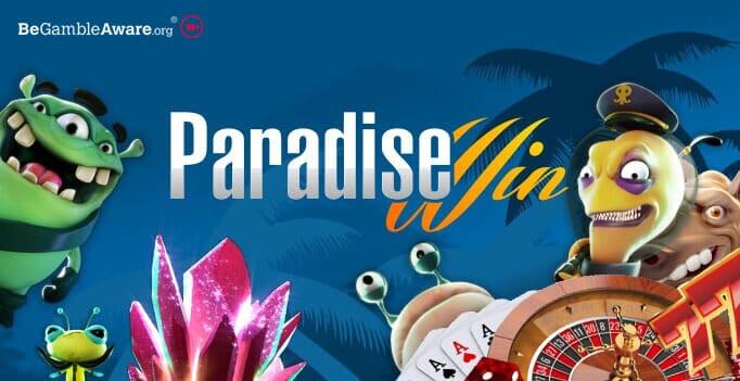paradisewin promotion logo