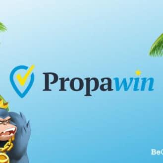 propawin casino logo