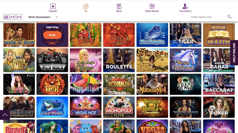 All Right Casino screenshot