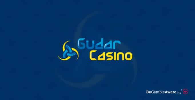 Gudar Casino Logo