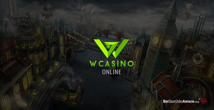 WCasino Logo