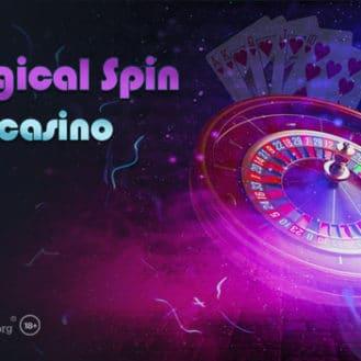 Magical Spin Casino Logo
