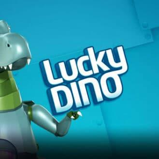 LuckuDino Casino Logo