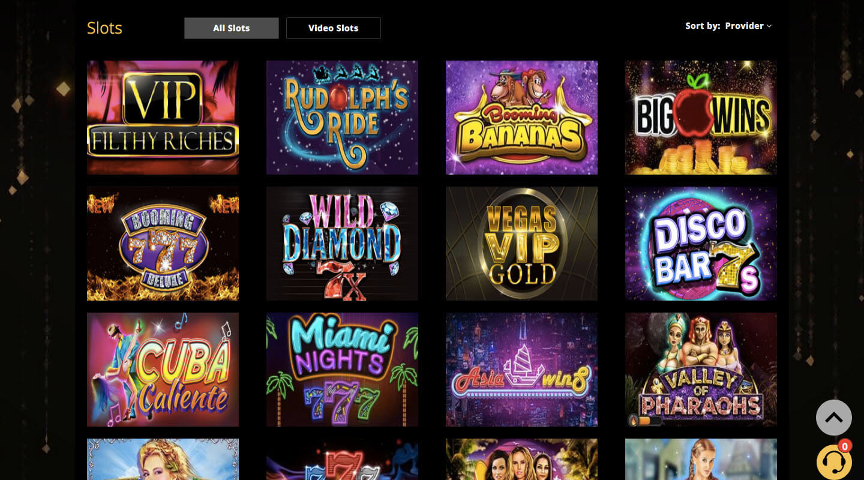 play24bet casino screenshot