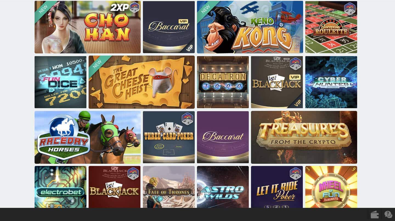 casino fair screenshot