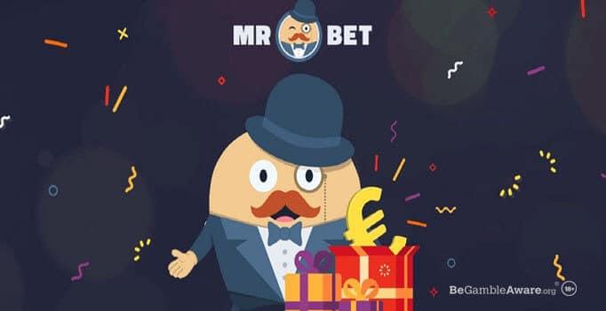Mr.Bet Casino Logo