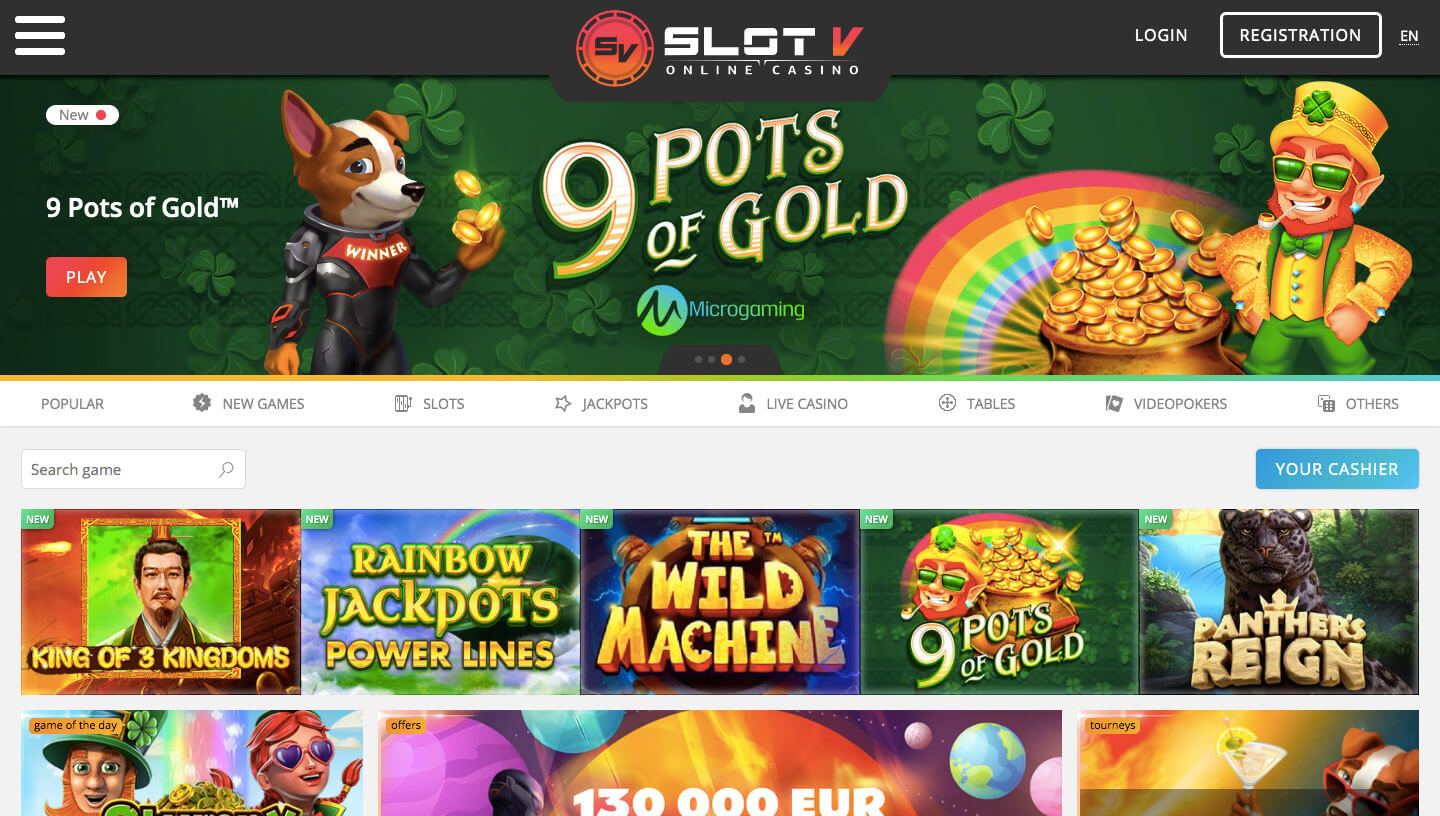 Chance Interactive Casino Software Review