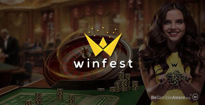 Winfest Bonus Code