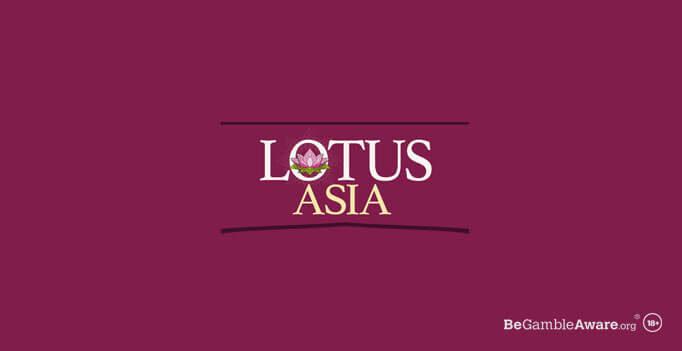 Lotus Asia Casino Logo