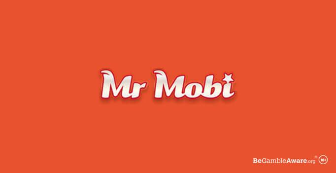 Mr Mobi Casino Logo