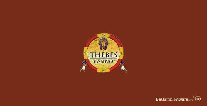 Thebes Casino Logo