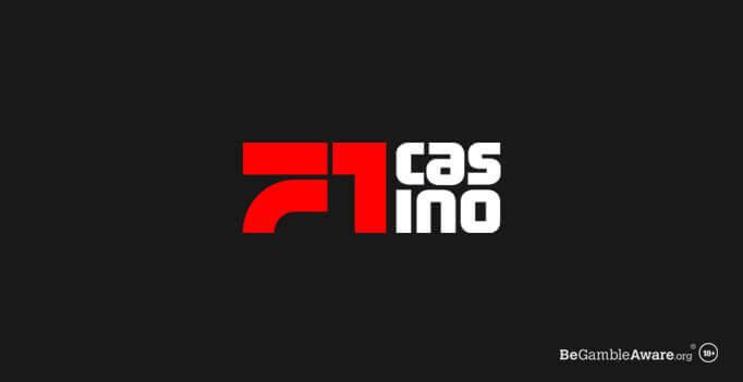 F1 Casino Logo