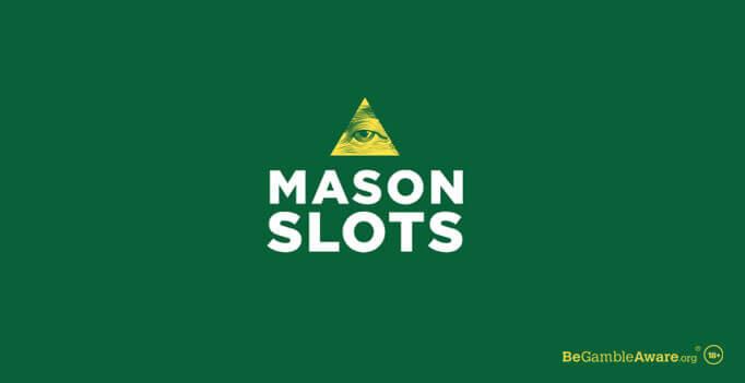 Mason Slots 50 Free Spins 100 Up To 200 Welcome Bonus