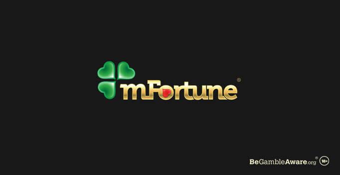 mFortune Casino Logo