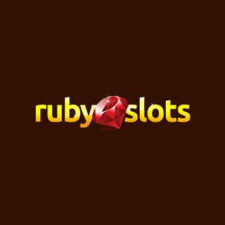 RubySlots Casino Logo