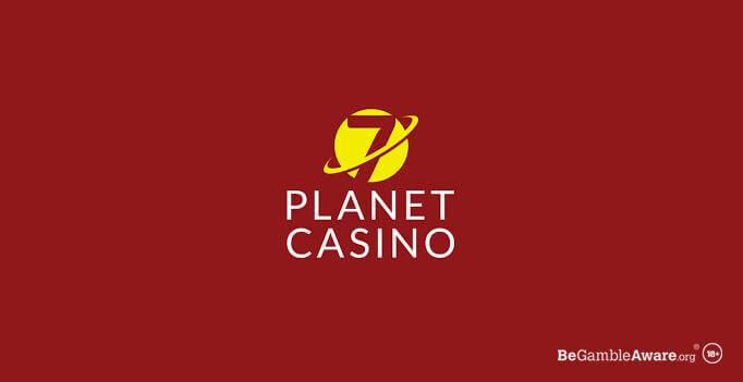 Planet7 Casino Logo