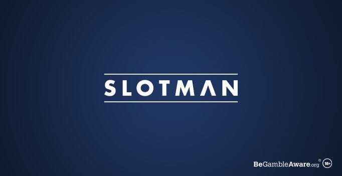 Slotman Casino Logo