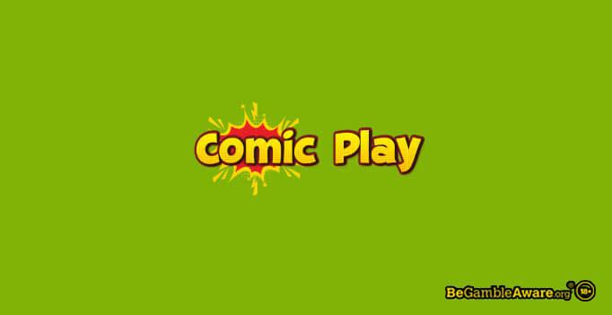 Comic Play Casino Logo
