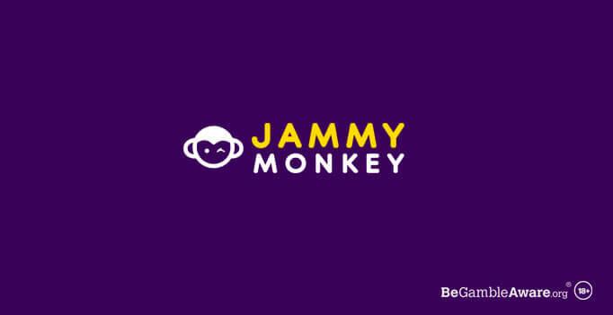 Jammy Monkey Casino Logo